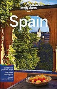 lonely planet spain - bok om spaniens sevärdheter